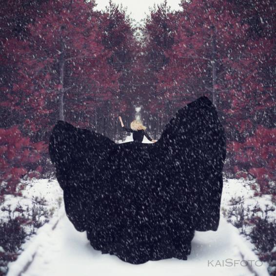 Kaisfoto Snowing