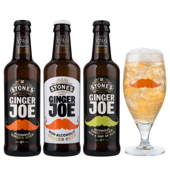 Ginger Joe Stone's
